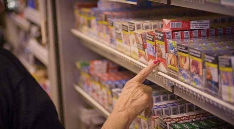 Hæv afgiften på cigaretter